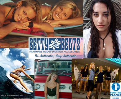 ティ ベルツ Betty Belts